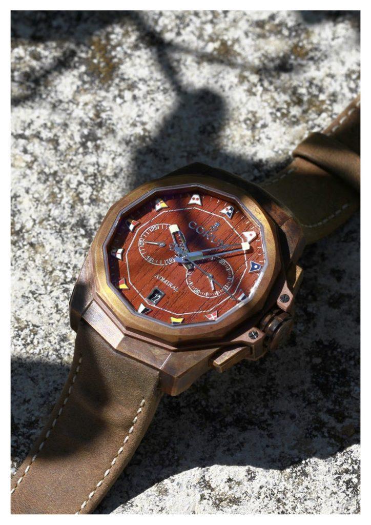 Corum Admiral AC-One Chronograph Bronze