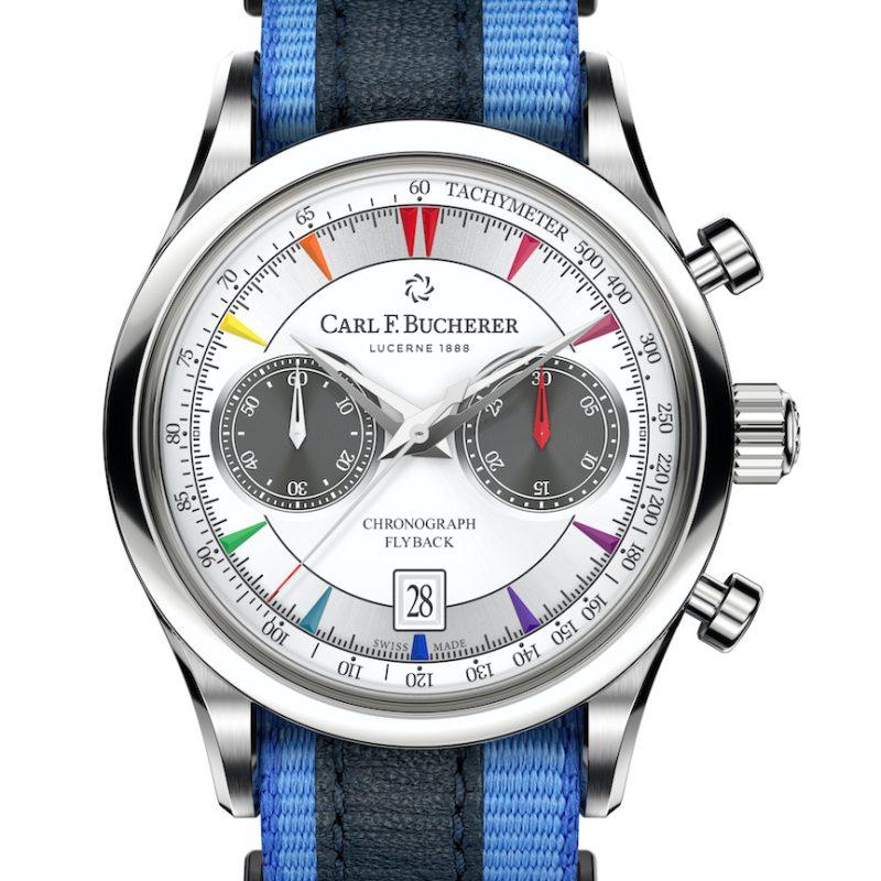 Carl F. Bucherer Manero Flyback Signature watch (7)
