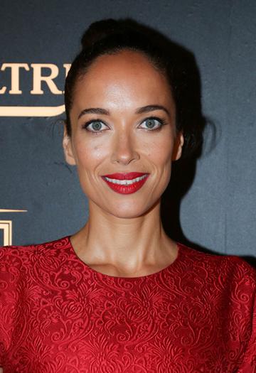 Carmen Chaplin is a friend of luxury watch brand Jaeger-LeCoultre.