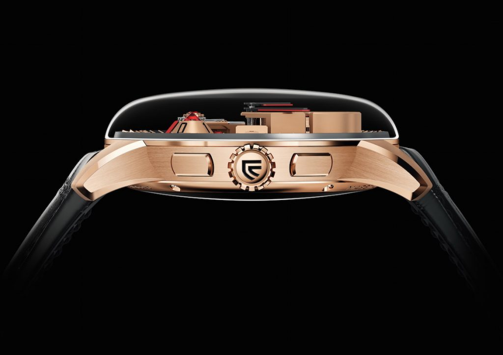 The Christophe Claret Maestro was eight months in the making and is the brand's smallest diameter complicated watch at 42mm.
