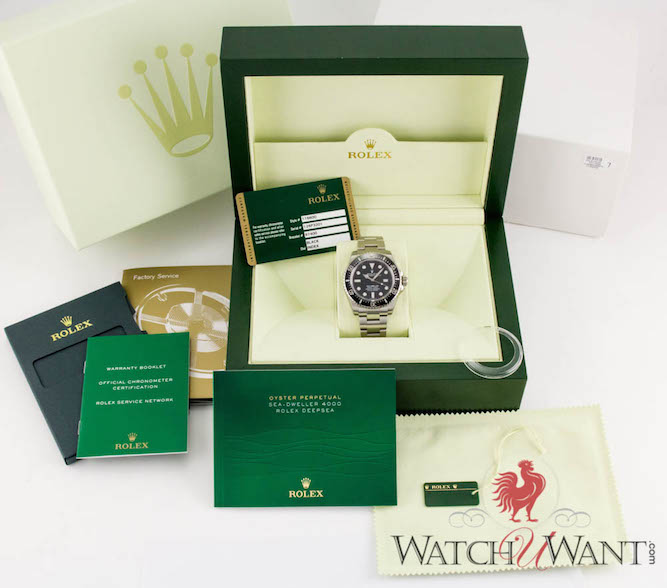 Watch and complete accessories from Watch U Want.