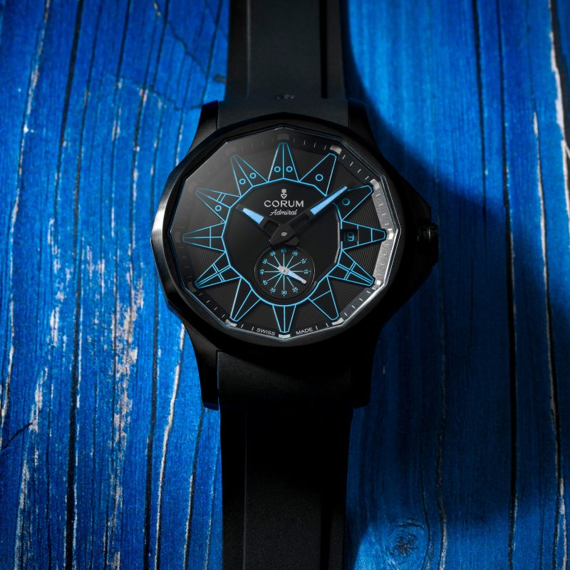 Corum Admiral Automatic 42 Full Black