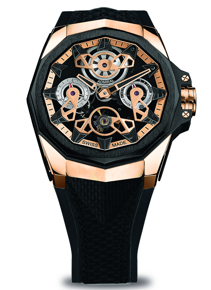 Corum Admiral Openwork 45 Automatic watch
