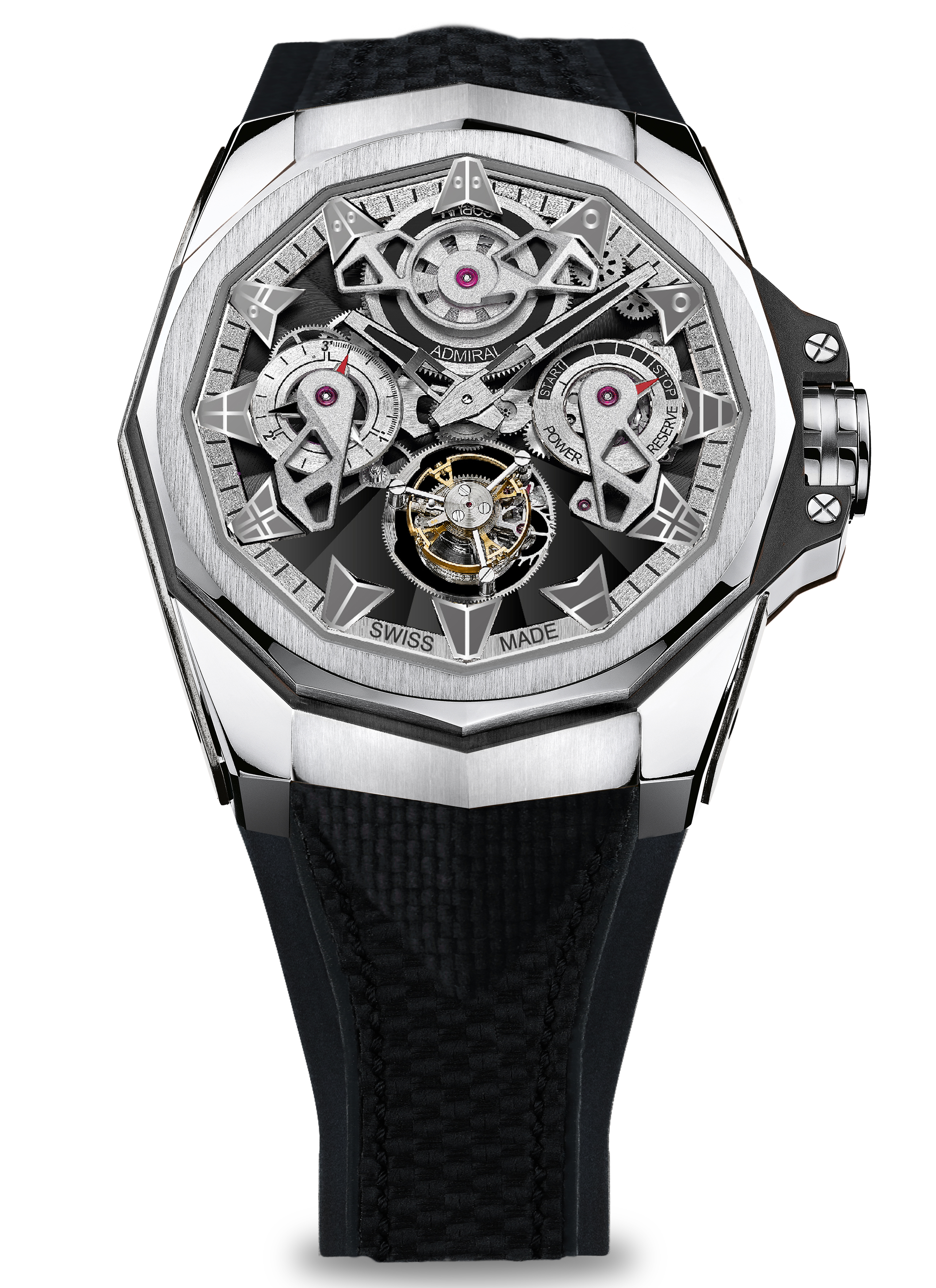 Corum AC-One Openwork Tourbillon