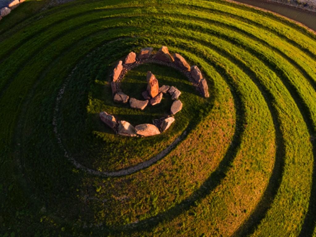 Crawick Multiverse, Scotland, @Steve McCurry