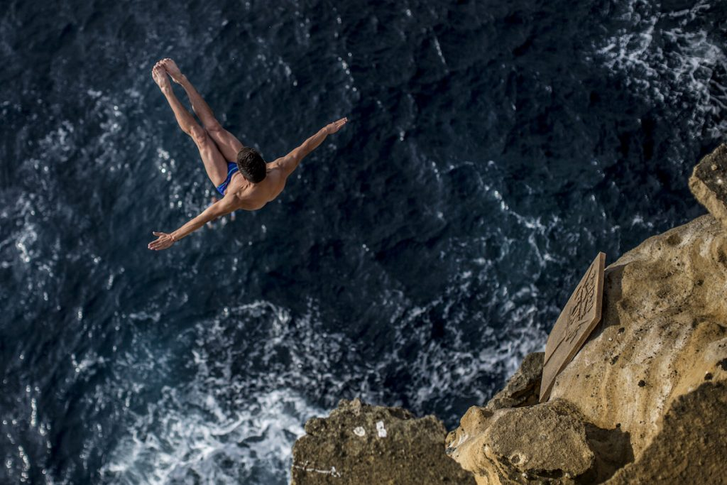 Mido Red Bull Cliff Diving