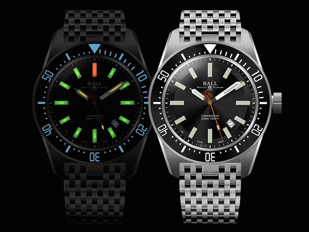 Ball Watch USA chronometer