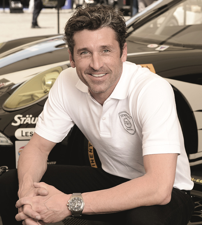 Porsche Design Watches Teams With Dempsey Racing Atimelyperspective
