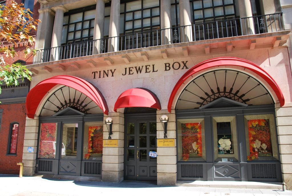 Tiny Jewel Box