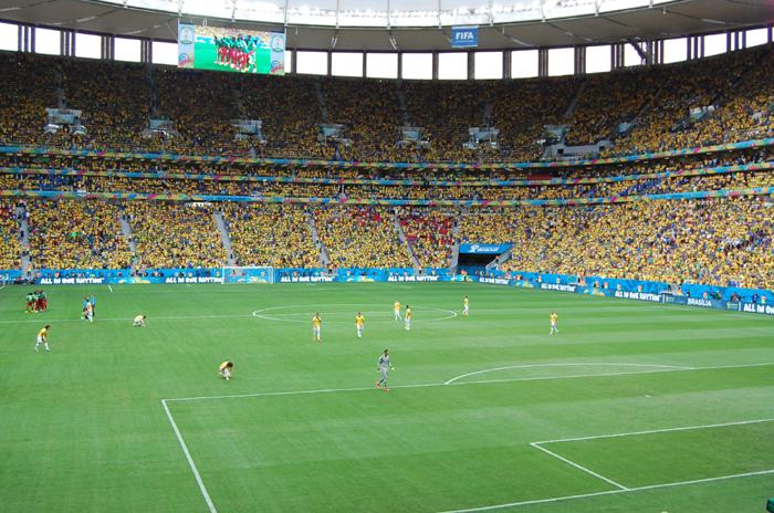 FIFA World Cup 2014 (photo courtesy, Ritmo Mundo)