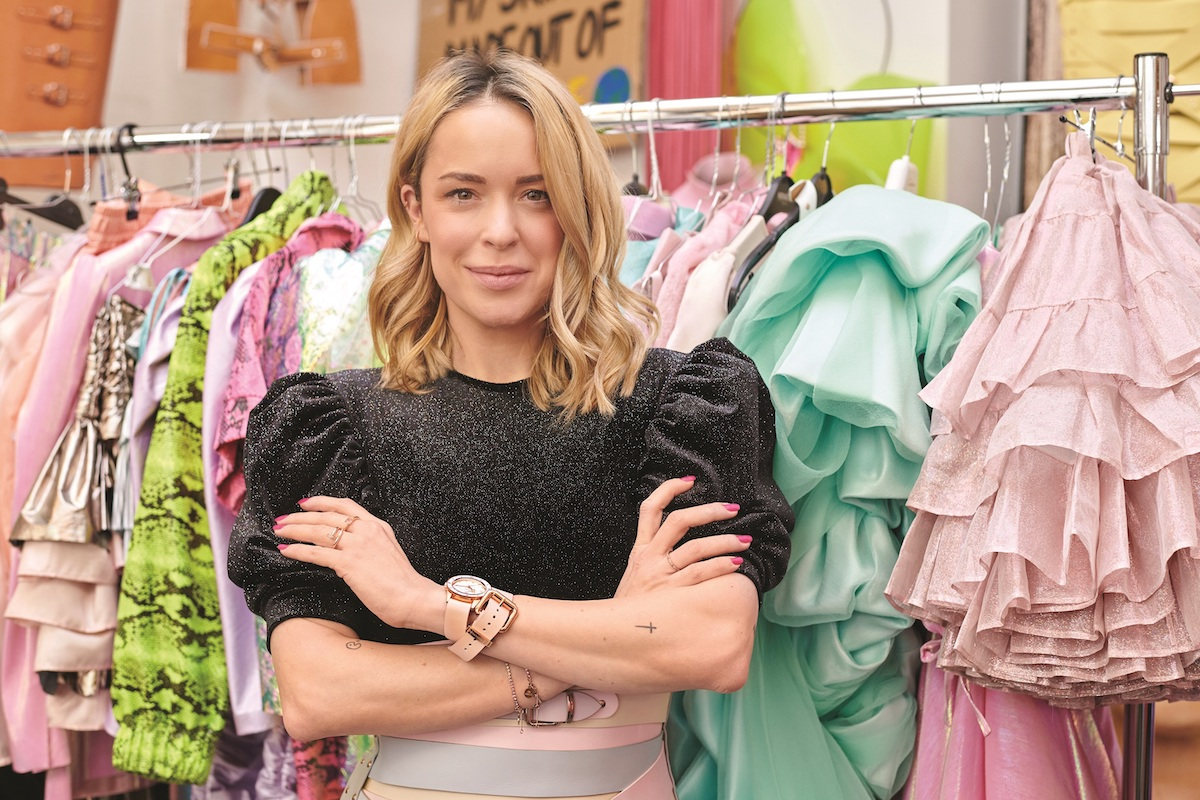 Rado, fashion designer Marina Hoermanseder