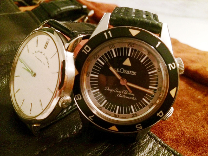 A few watches from one of our collector readers/contributors.