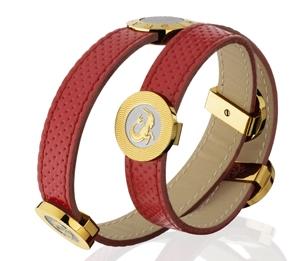 SEAH Destiny double-wrap bracelet ($250)