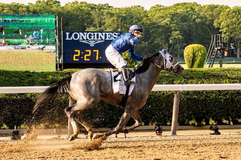 Belmont Stakes, Longines