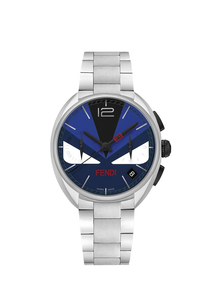 2930f2296cbc Fendi Timepieces Unveils Momento Bag Bug Watches — Put on Your Angry ...