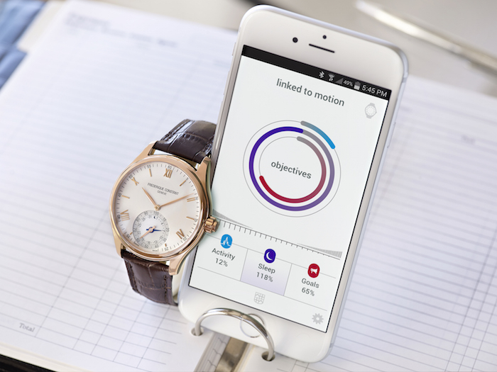 Horological Smartwatch App