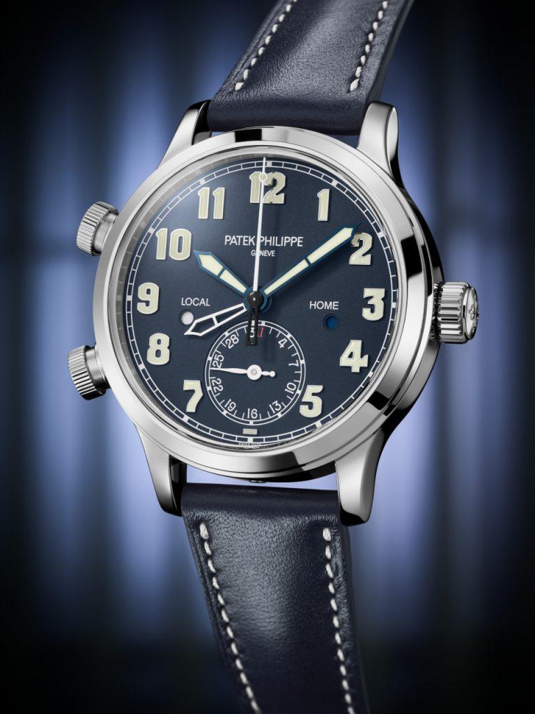 Patek Philippe Calatrava Pilot Travel Time Watch