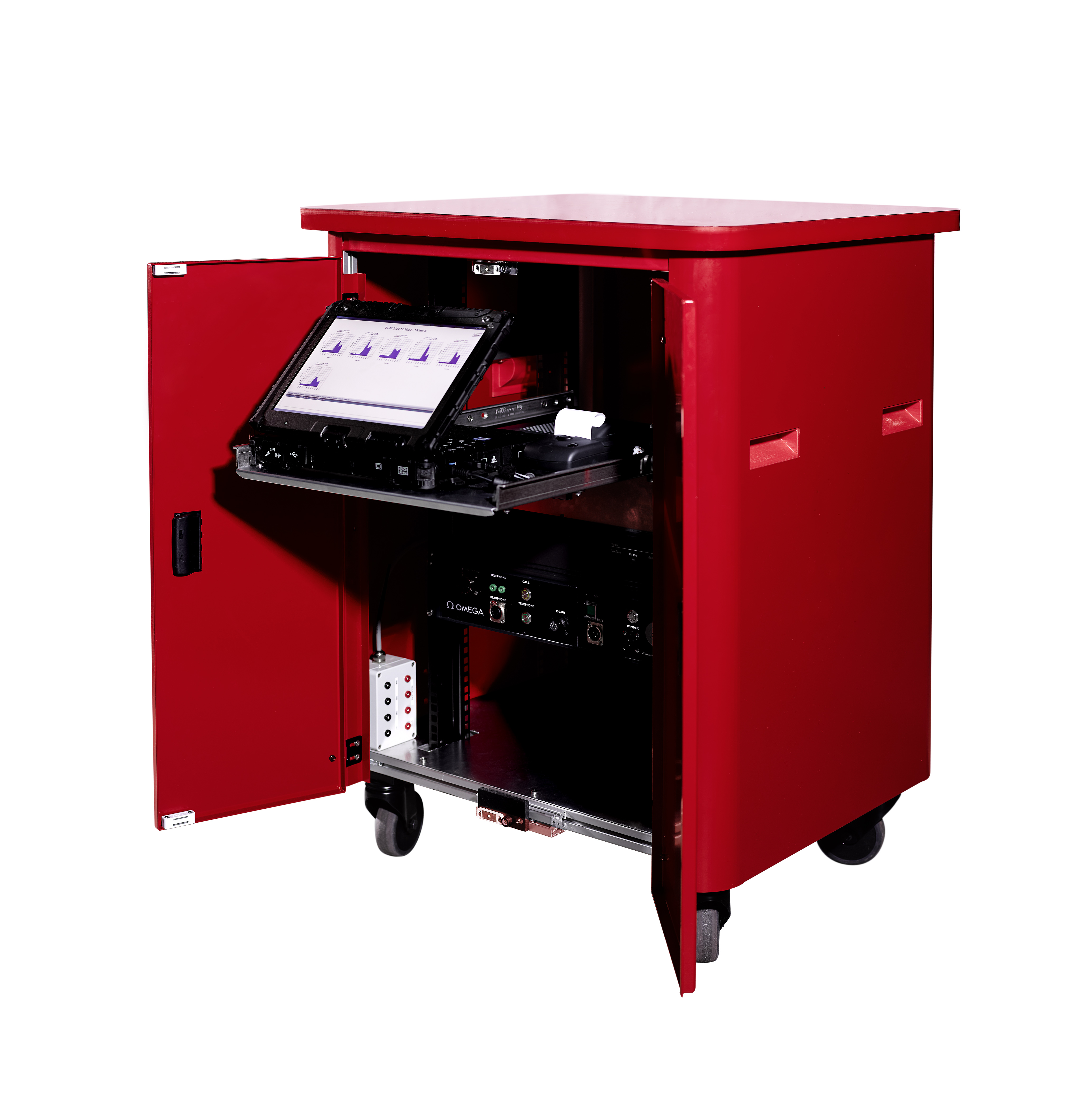 Omega False Start Detection System