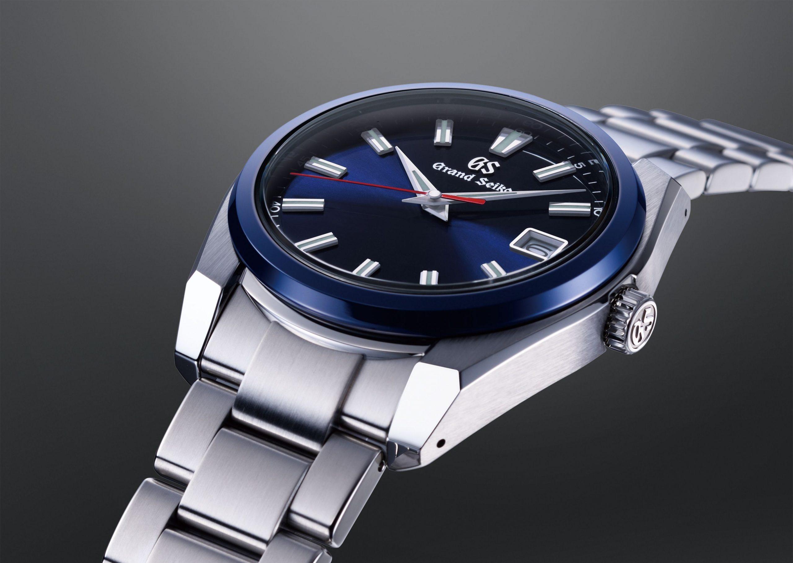 Grand Seiko 60th Anniversary watches