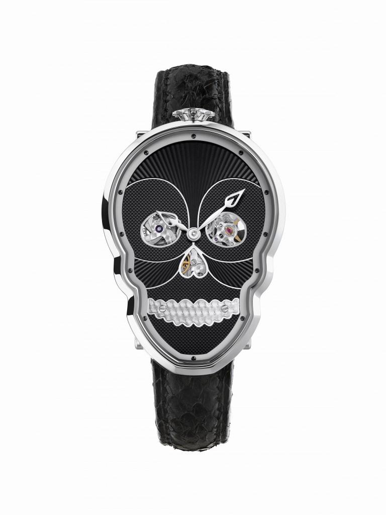 Fiona Kruger Petit Skull Black