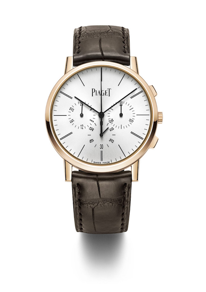 Chronographs: Piaget Altiplano
