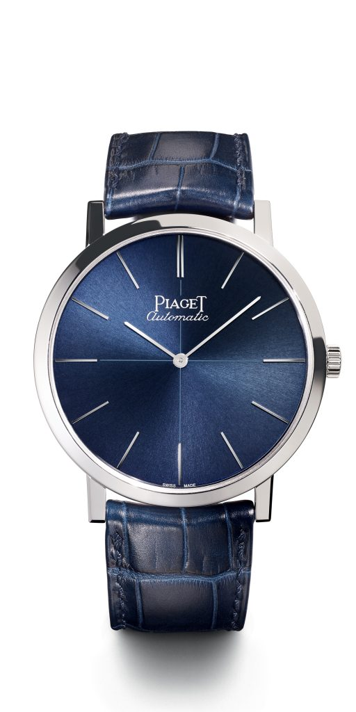 Piaget 43mm Altiplano Automatic 60th Anniversary collection.