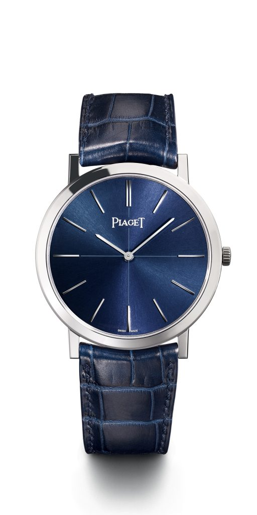 Piaget 38mm 60th Anniversary Altiplano watch, SIHH 2017