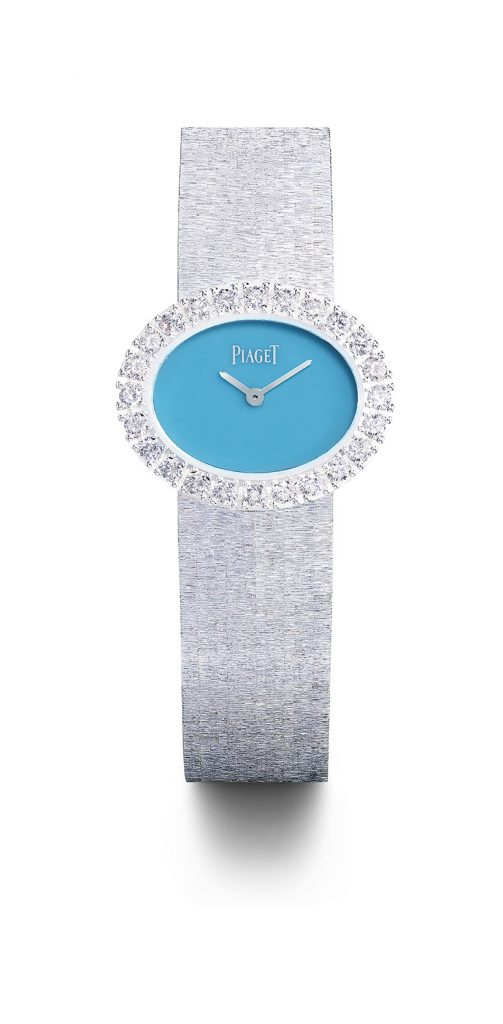 Piaget Tradition watch with natural turquoise dial will be officially unveiled at SIHH 2017.
