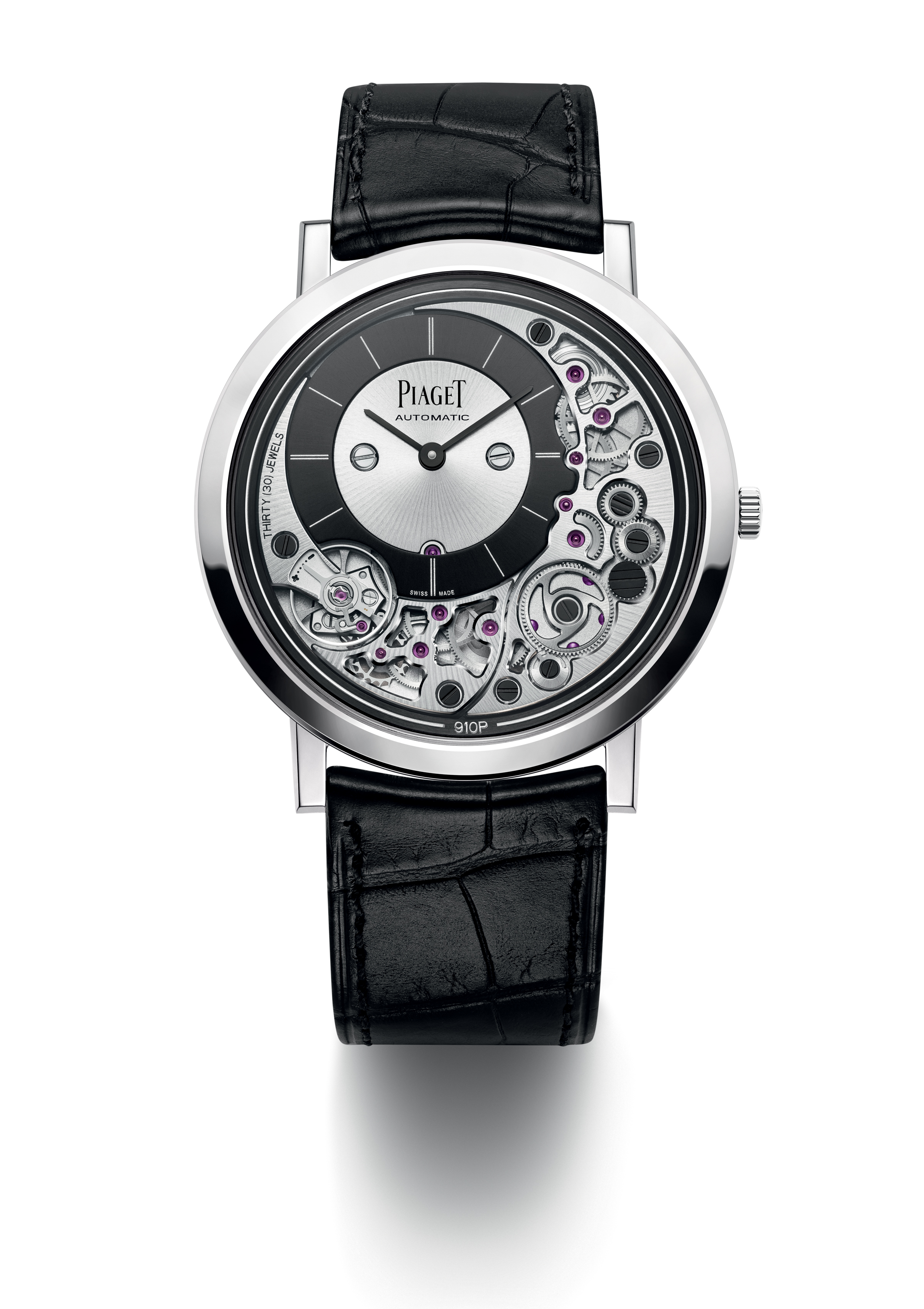 Pre SIHH 2018: Piaget sets new world records for ultra-thin with the Piaget Altiplano Ultimate watch.