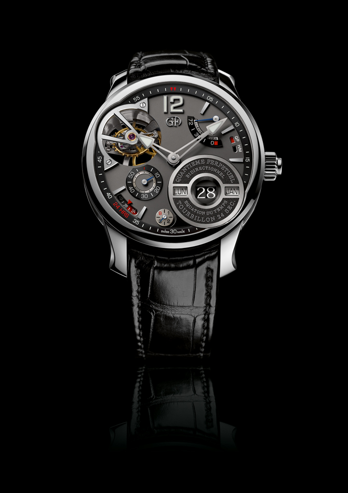 Greubel Forsey Invention 7 QP a' Equation of Time