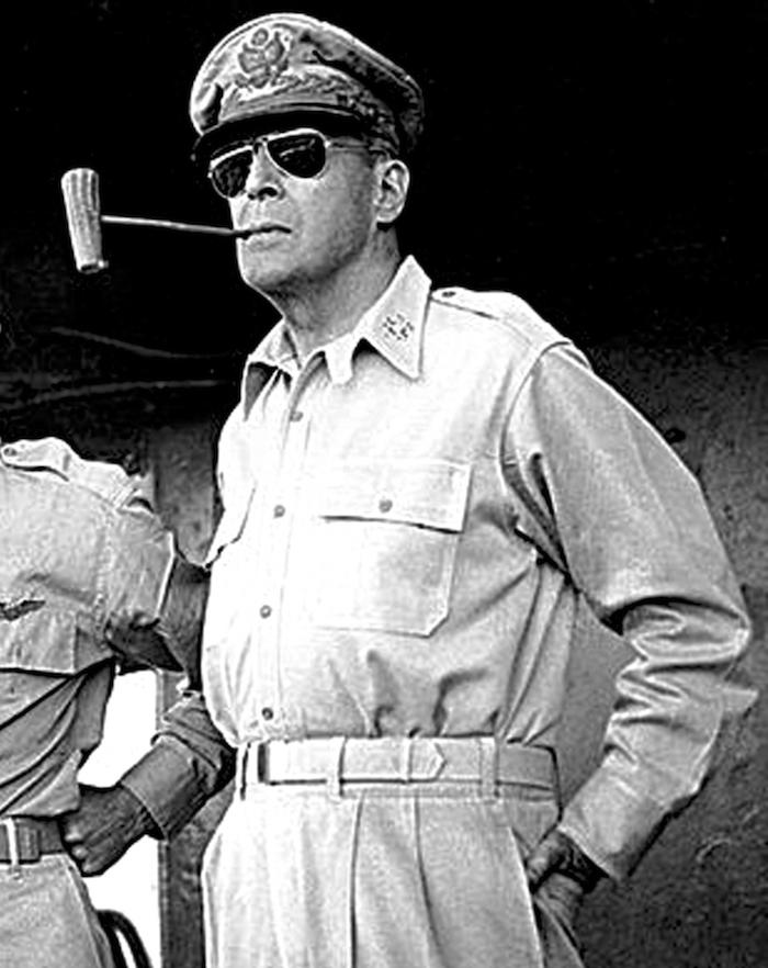 The Infamous General Douglas MacArthur