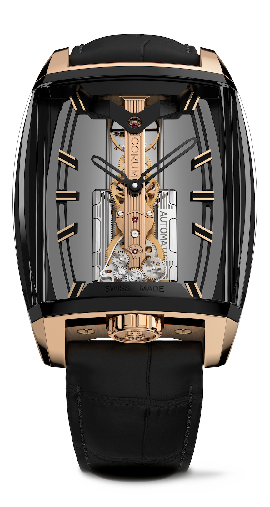 Corum Golden Bridge Automatic watch