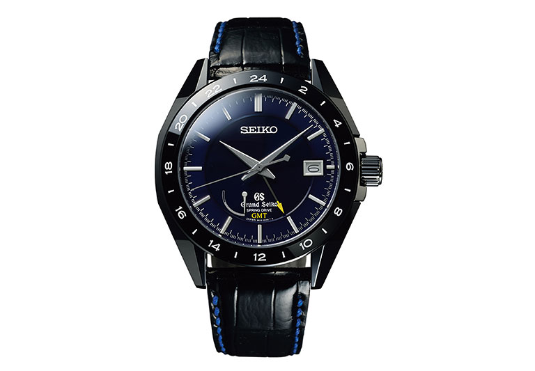 Grand Seiko Black Ceramic watch