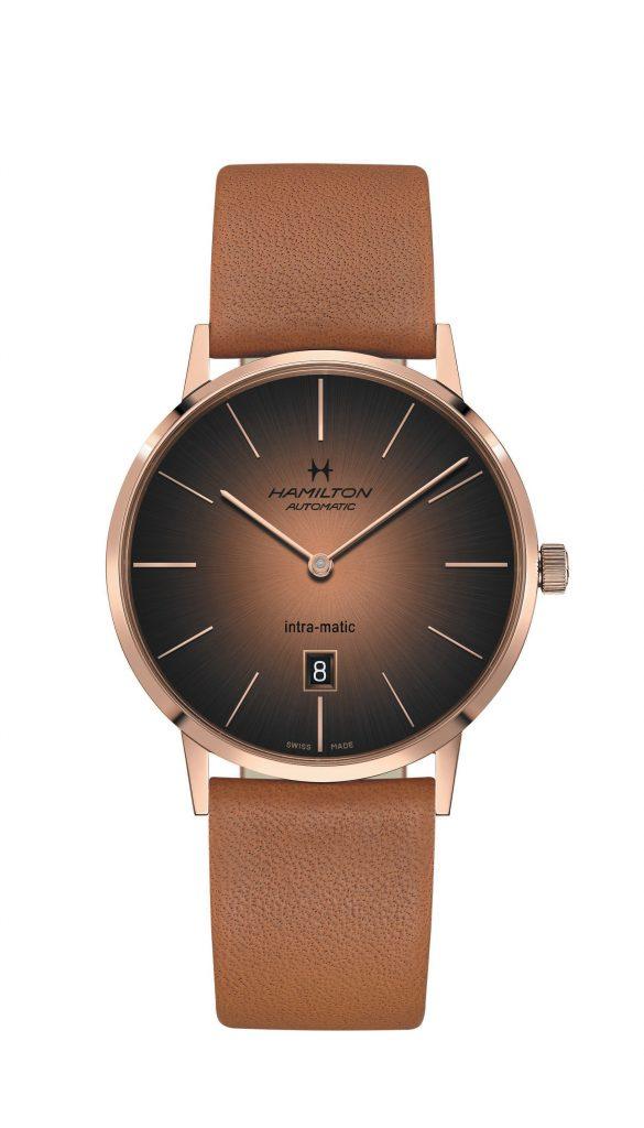 Hamilton Intra-Matic American Classic 42mm watch