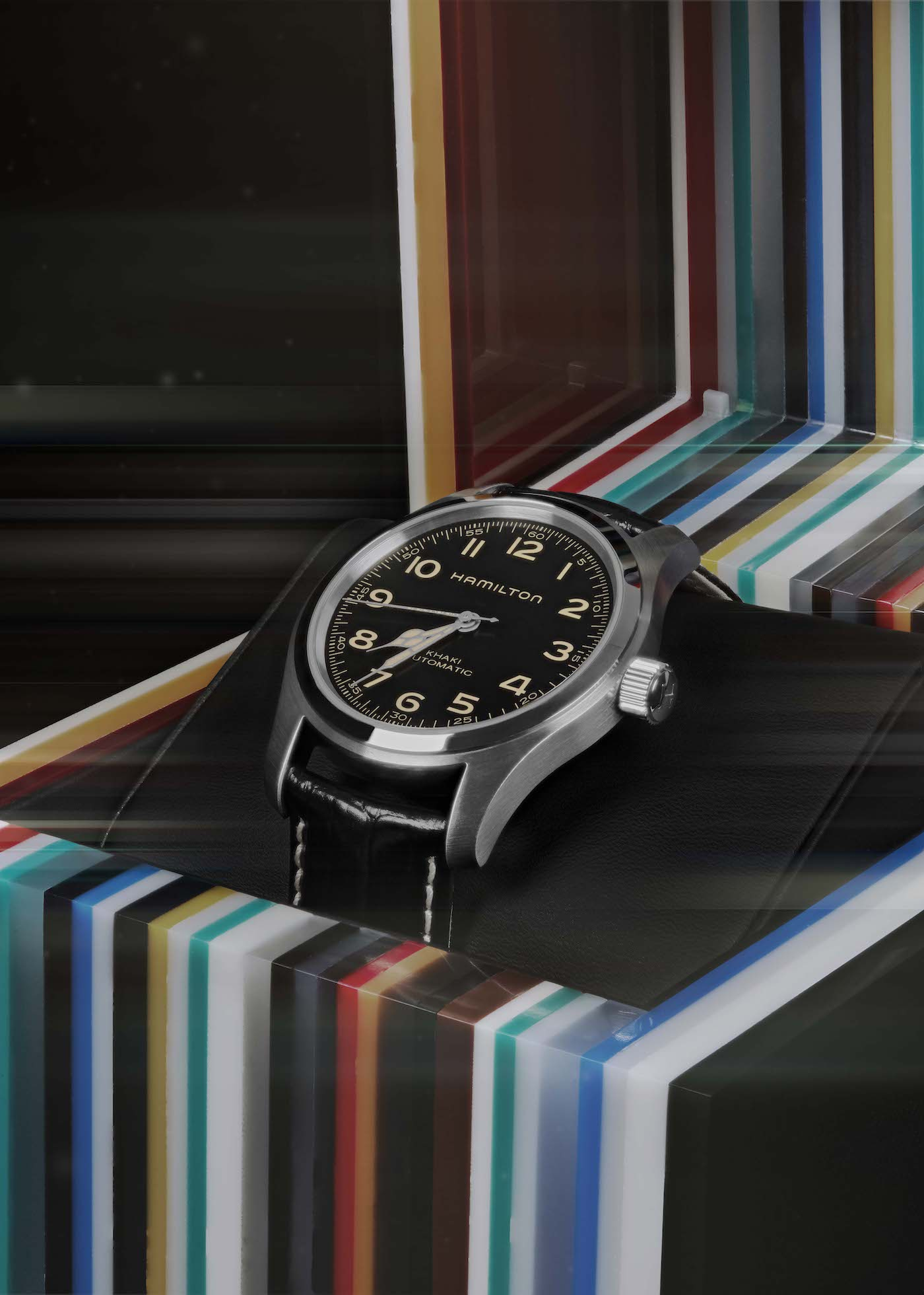 Hamilton Khaki Field Murph Interstellar movie
