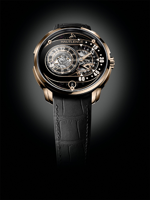 Hautlence HLRQ01 from the Avant-Garde Collection