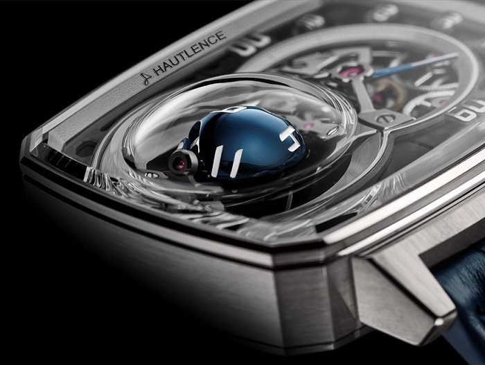 Hautlence HL Sphere 01 as seen at Baselworld 2019