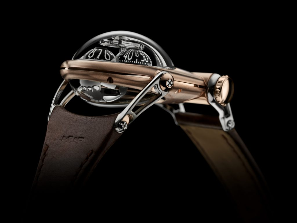 MB&F Horological Machine No. 10, Bulldog