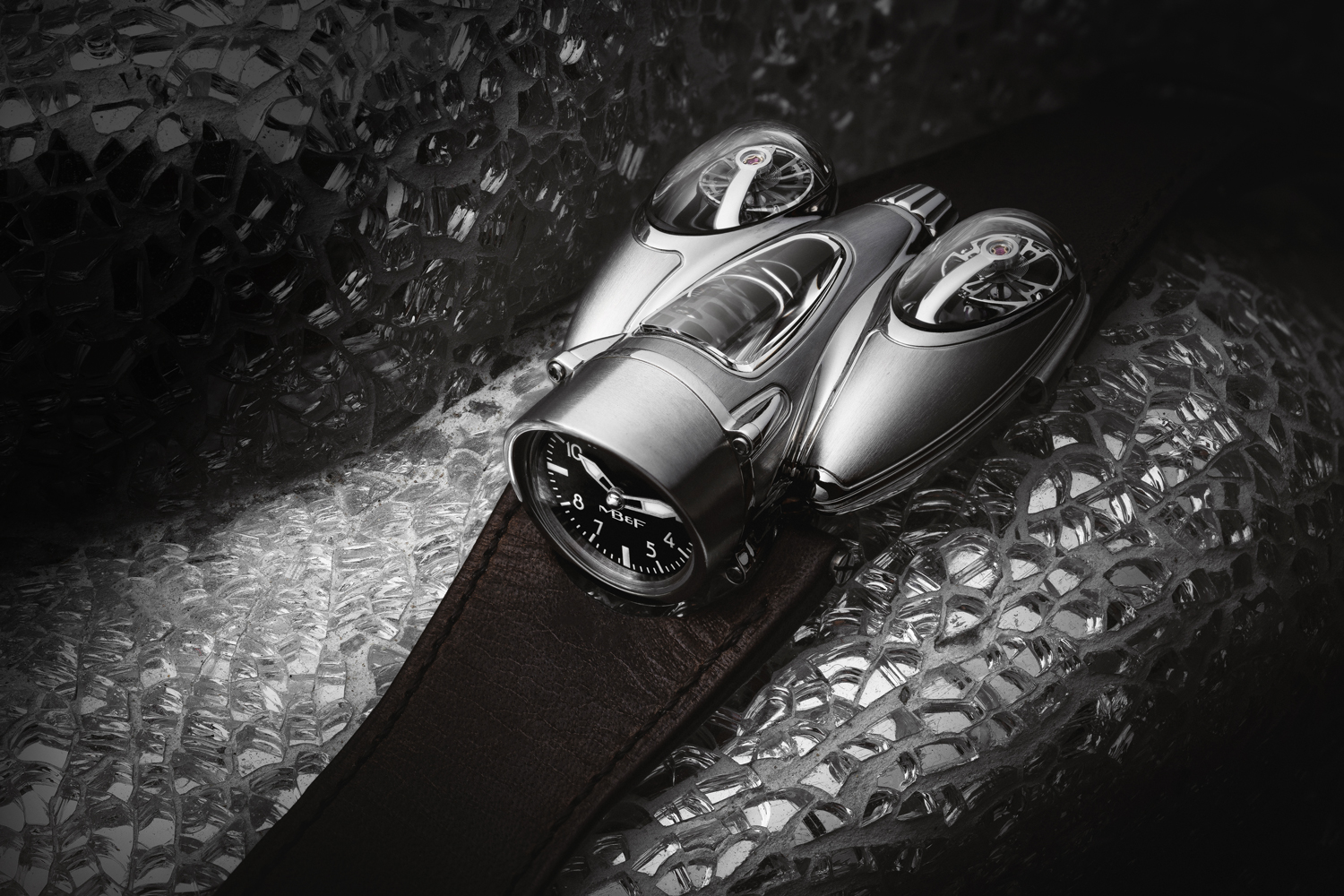 MB&F Horological Machine No. 9, Flow, Air version