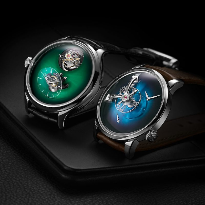 H. Moser x MB&F collaboration
