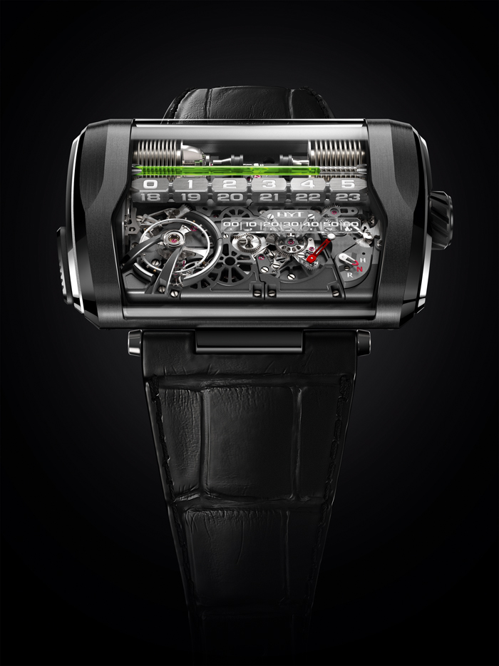 HYT H3 Linear time