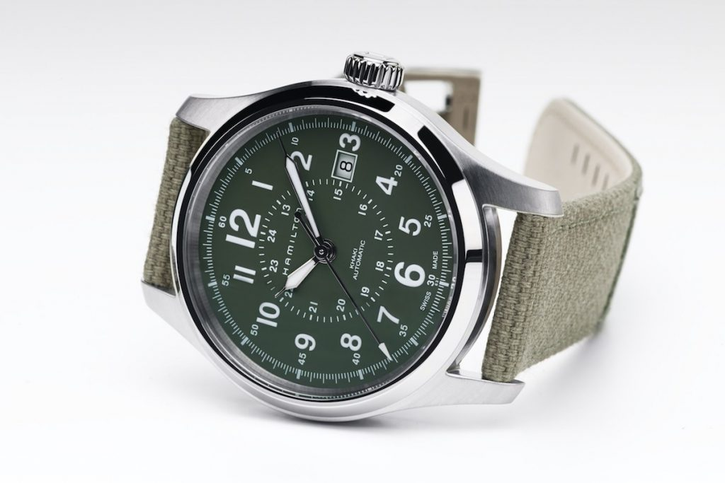 Hamilton Khaki Field Automatic 40mm