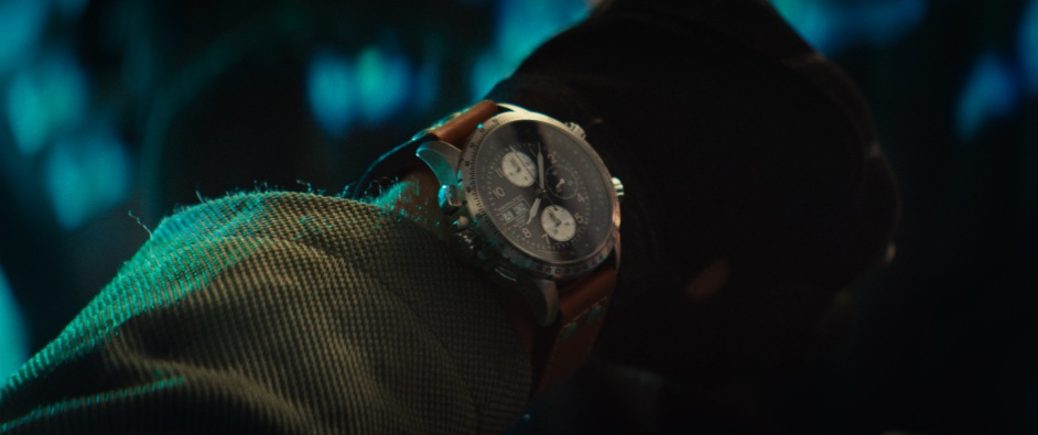 Hamilton Khaki X-Wind on Jake Morrison in Independence Day Resurgence_PR...