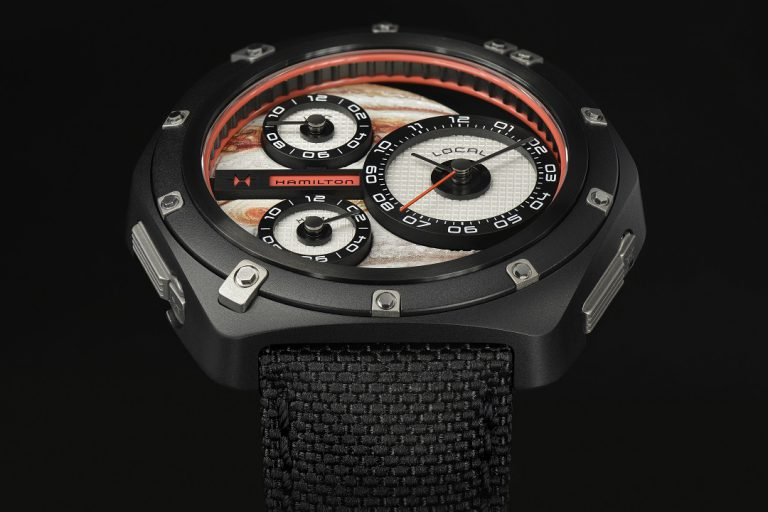 Hamilton ODC-X watch