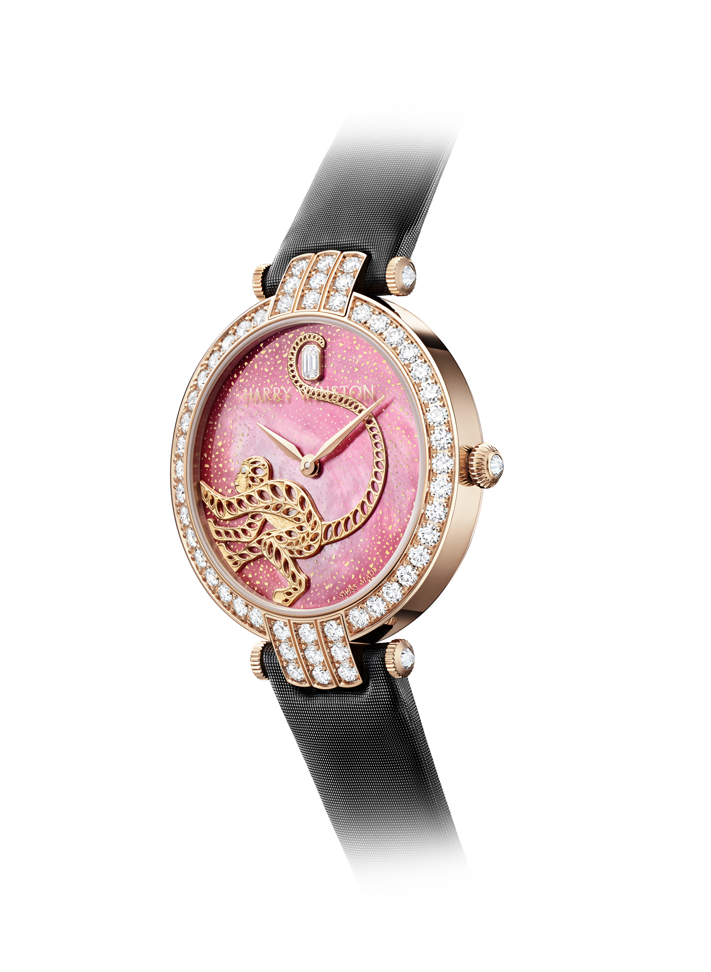 Harry Winston Year of the Moneky