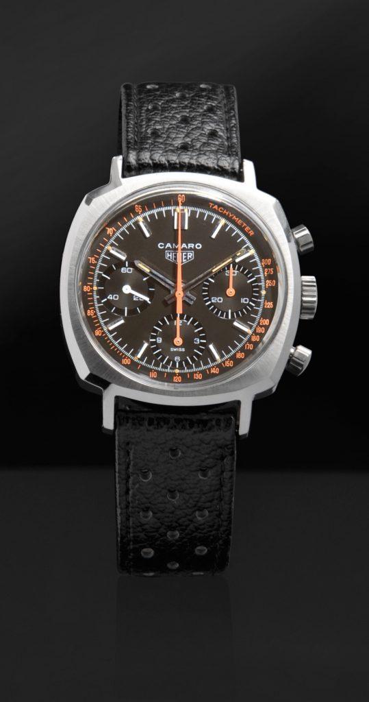 Heuer Camaro Chronograph, 1968