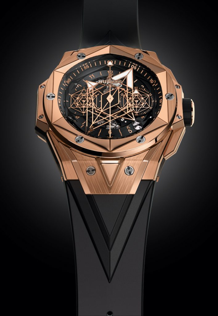 Hublot Sang Bleu II watch