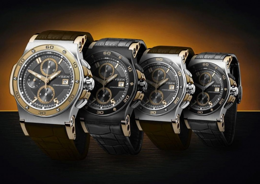 Hysek Abyss 10th Anniversary collection