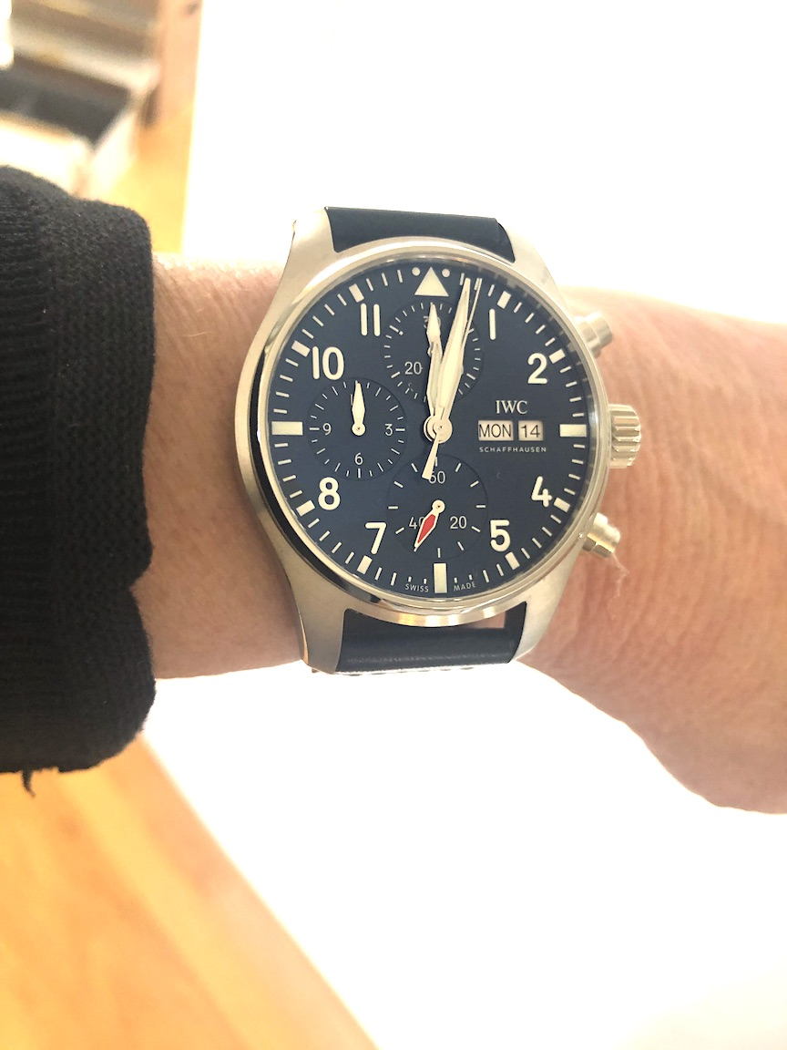 IWC Pilot Watch Chronograph 41mm