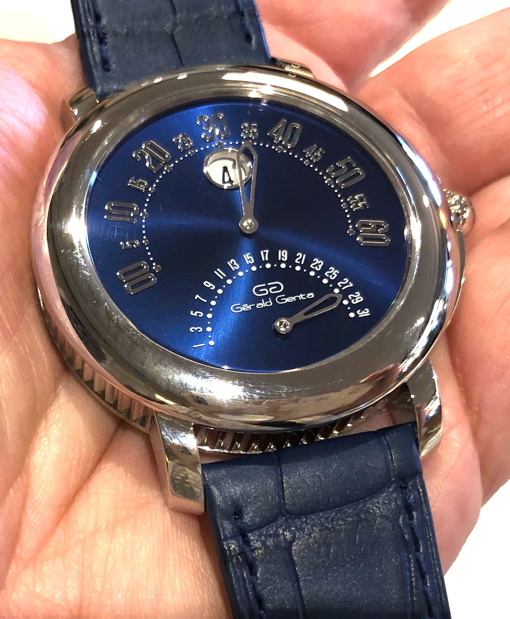 Bulgari 50th Anniversary Gerald Genta Watch